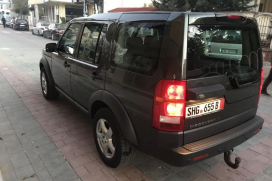 Land Rover, Discovery, 2007, Diesel