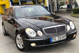 Mercedes-Benz, E-Class, 2005, Naftë