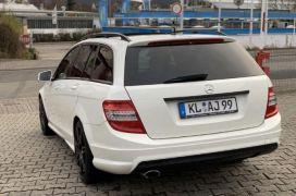 Mercedes-Benz, C-Class, 2011, Diesel