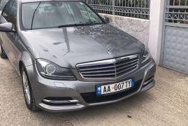 Mercedes-Benz, C-Class, 2013, Diesel