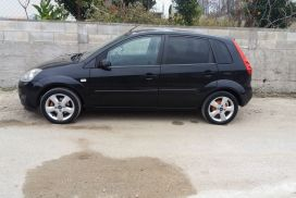 Ford, Fiesta, 2008, Benzinë