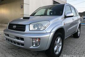 Toyota, RAV4, 2002, Diesel