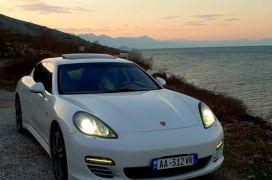 Porsche, Panamera, 2010, Petrol