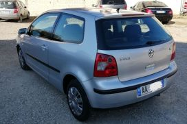 Volkswagen, Polo, 2002, Benzinë