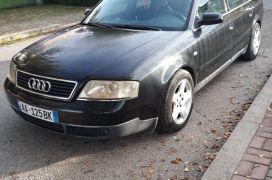 Audi, A6, 2001, Naftë