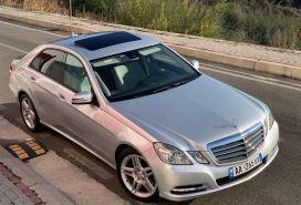 Mercedes-Benz, E-Class, 2011, Diesel