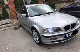 BMW, Seria 3, 2001, Naftë