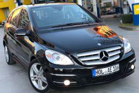 Mercedes-Benz, B-Class, 2010, Diesel