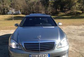 Mercedes-Benz, S-Class, 2008, Diesel
