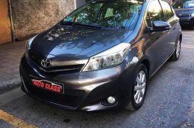 Toyota, Yaris, 2012, Petrol + Gas