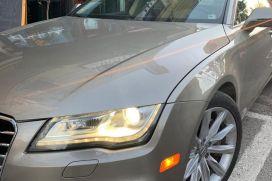 Audi, A7, 2011, Benzina
