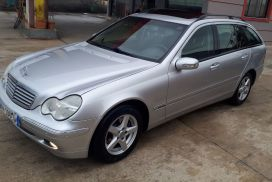 Mercedes-Benz, C-Class, 2004, Naftë