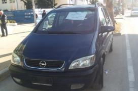 Opel, Zafira, 2001, Diesel