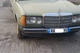Mercedes-Benz, 240, 1983, Naftë