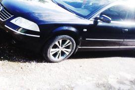 Volkswagen, Passat, 2001, Diesel