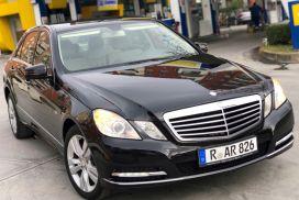 Mercedes-Benz, E-Class, 2010, Nafte