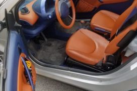 Smart, ForTwo, 2001, Petrol + Gas