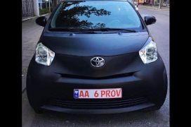Toyota, iQ, 2009, Petrol