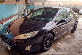 Peugeot, 407, 2008, Naftë