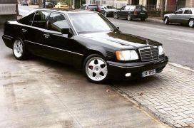 Mercedes-Benz, 300E, 1995, Diesel