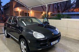 Porsche, Cayenne, 2006, Petrol + Gas