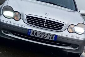 Mercedes-Benz, 200, 2002, Benzinë + Gas