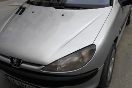 Peugeot, 206, 2003, Diesel