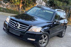 Mercedes-Benz, GLK-Class, 2010, Nafte