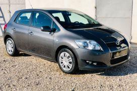 Toyota, Auris, 2008, Petrol + Gas