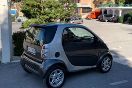 Smart, ForFour, 2002, Benzina