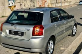 Toyota, Corolla, 2005, Nafte