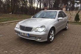Mercedes-Benz, C-Class, 2001, Nafte