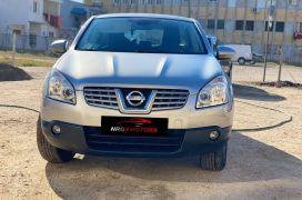Nissan, Qashqai, 2009, Nafte