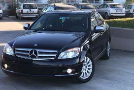 Mercedes-Benz, C-Class, 2007, Diesel