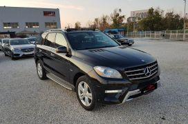 Mercedes-Benz, ML-Class, 2012, Nafte
