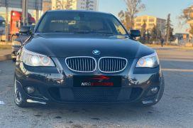 BMW, Seria 5, 2009, Nafte