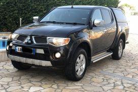 Mitsubishi, L200, 2008, Nafte