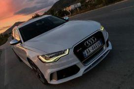 Audi, A6, 2013, Nafte