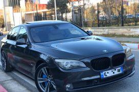 BMW, Seria 7, 2009, Nafte