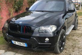 BMW, X5, 2008, Nafte