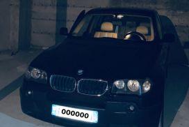 BMW, X3, 2005, Nafte