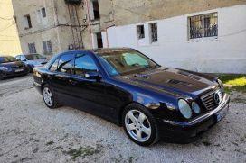 Mercedes-Benz, 270, 2001, Nafte