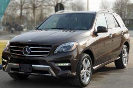 Mercedes-Benz, ML-Class, 2014, Nafte