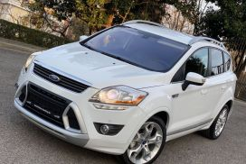 Ford, Kuga, 2012, Nafte