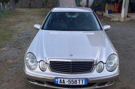 Mercedes-Benz, E-Class, 2005, Nafte