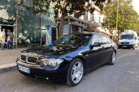 BMW, Seria 7, 2004, Nafte