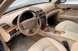 Mercedes-Benz, E-Class, 2008, Naftë