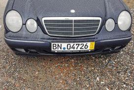 Mercedes-Benz, E-Class, 2001, Diesel
