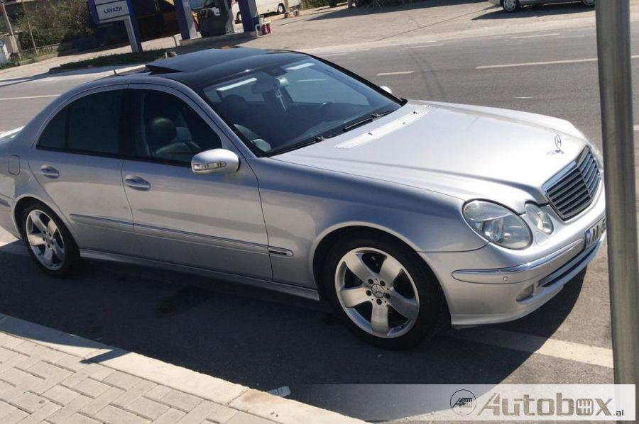Mercedes benz e class diesel
