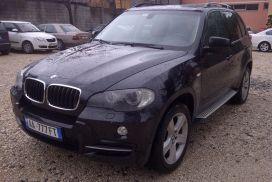BMW, X5, 2008, Naftë